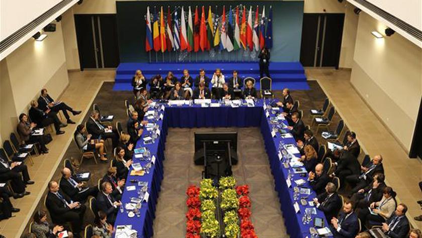 中国-中东欧国家高级别金融科技论坛探讨合作机遇