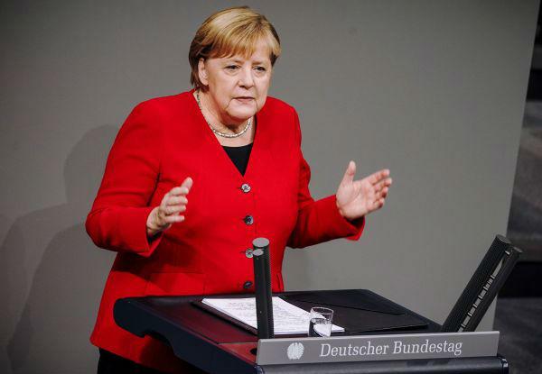 默克尔吁欧盟统一对华为立场:不应一开始就将个别供应商拒之门外