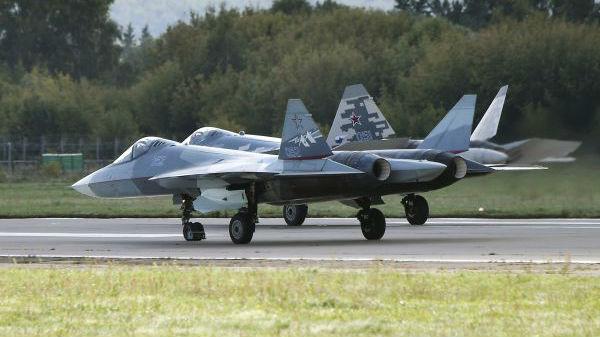 俄媒称印度拒绝苏-57或错失5代机