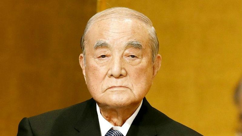 外媒:日本前首相中曾根康弘去世 终年101岁