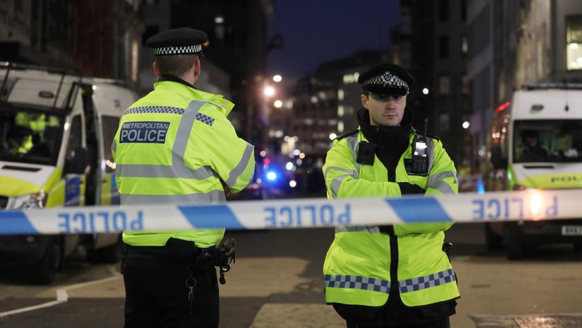 倫敦發生襲擊事件