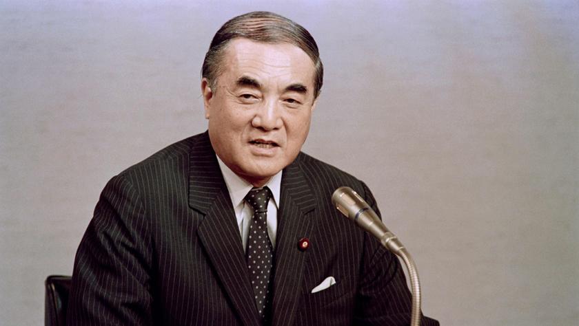 日本前首相中曾根康弘病逝享年101岁