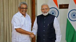 外媒:印度高规格接待斯里兰卡新总统
