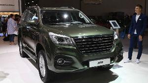 俄媒评出五款令人惊喜的中国车