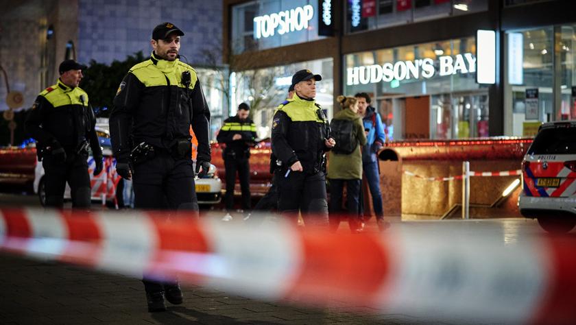 荷兰海牙发生持刀伤人事件 3人受伤