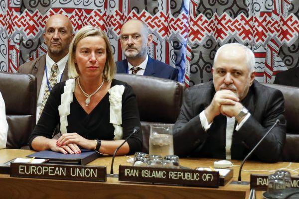力保核协议 欧洲六国加入伊朗易货贸易机制