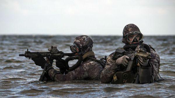 美为特种部队研发水下子弹:应用超空泡技术 射程远精度高