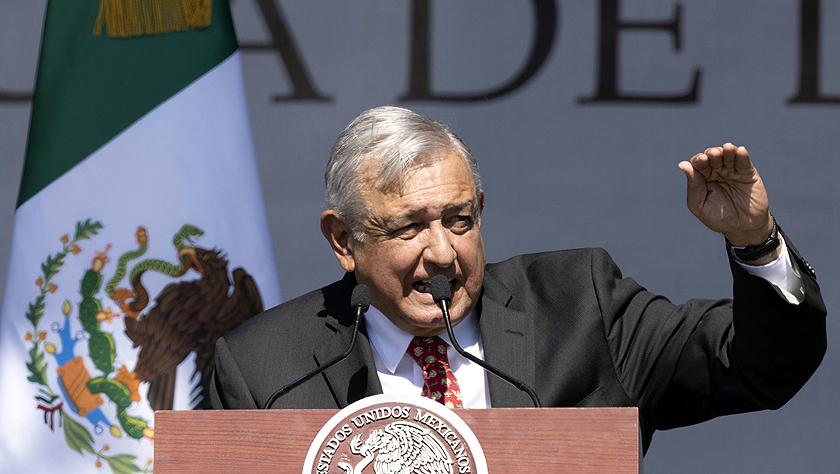 墨西哥总统说安全问题是现任政府主要挑战