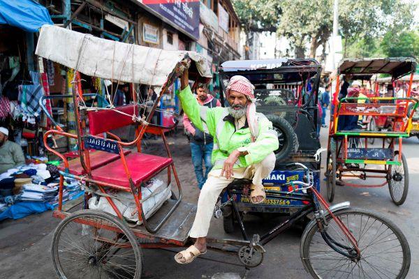 """经济下滑不同以往 印媒:印度面临""""西方式""""减速"""