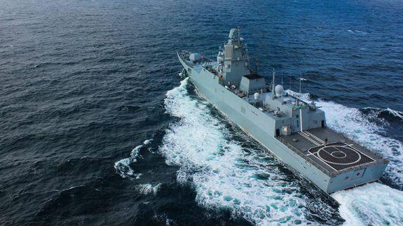 俄海军司令:俄海军将定期举行环球航行