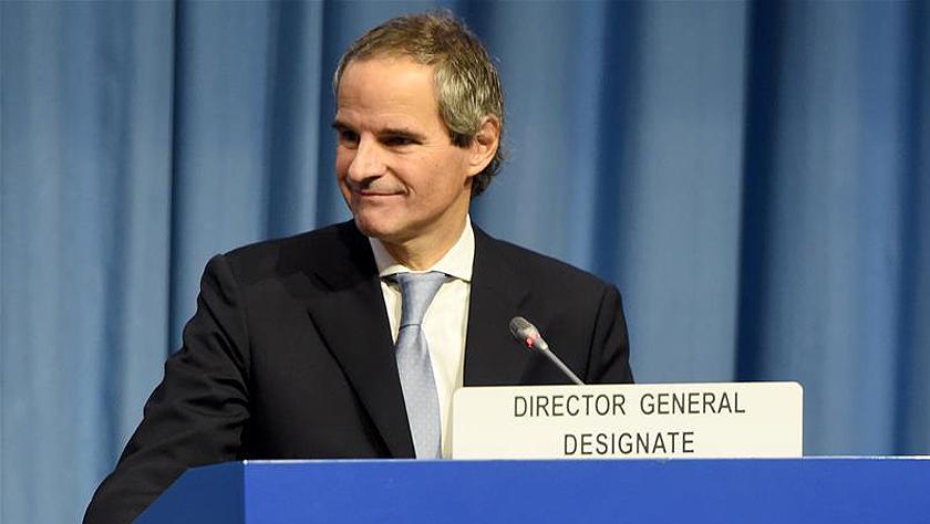 大发3D原子能机构正式批准阿根廷外交官格罗西担任总干事