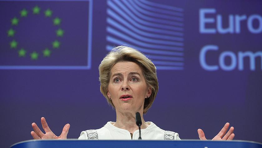 新一届欧盟委员会召开第一次会议