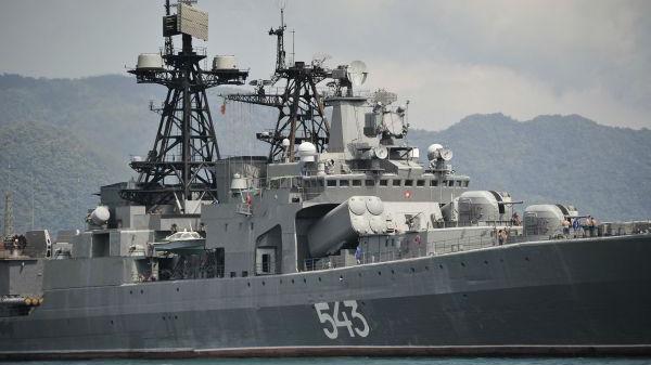 """俄无畏级反潜舰将加装""""锆石""""导弹 变身""""迷你巡洋舰"""""""