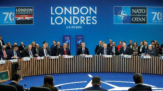 美媒:北约重申集体防御 启动自我反思