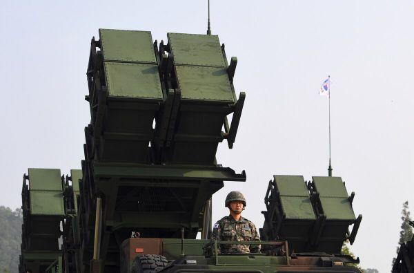 英媒:韩国加紧自主研发远程防空导弹