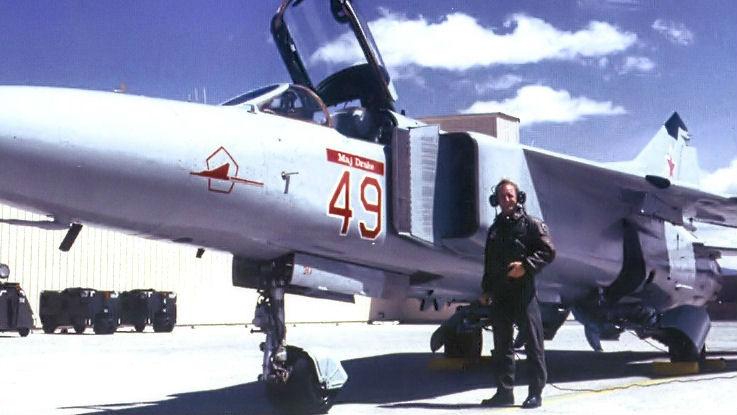 军情锐评:知己知彼!美军冷战曾深度试飞米格-23