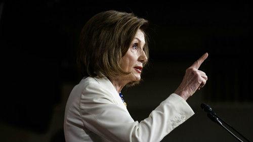 美媒称弹劾案全由佩洛西掌控:民主党人都在等她发话