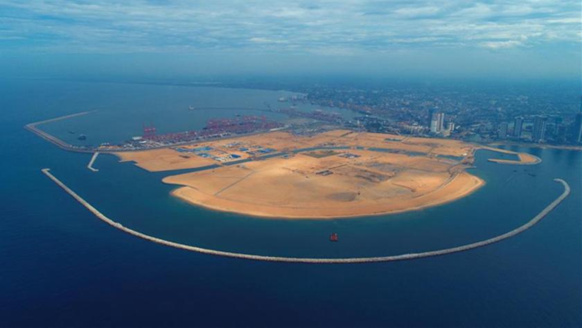 斯里蘭卡總理:將大力推進科倫坡港口城項目