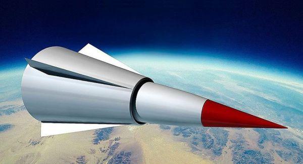 美国研发的高超音速武器示意图(美国国防部网站)