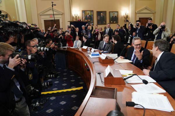 """美众院司法委员会主席:弹劾特朗普证据""""坚如磐石"""""""