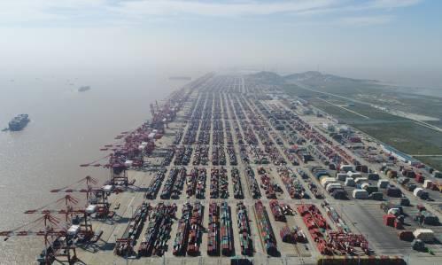 最新数据显示:中国对外贸易保持较好韧性