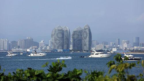 俄媒:海南已成世界一流度假地 每年迎7000万游客