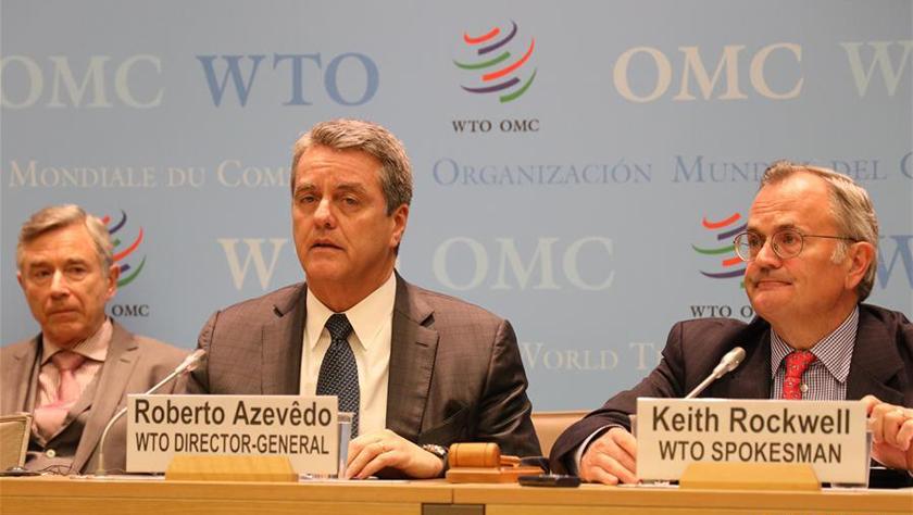 """世贸组织总干事:上诉机构""""停摆""""让争端解决机制受损而非终结"""