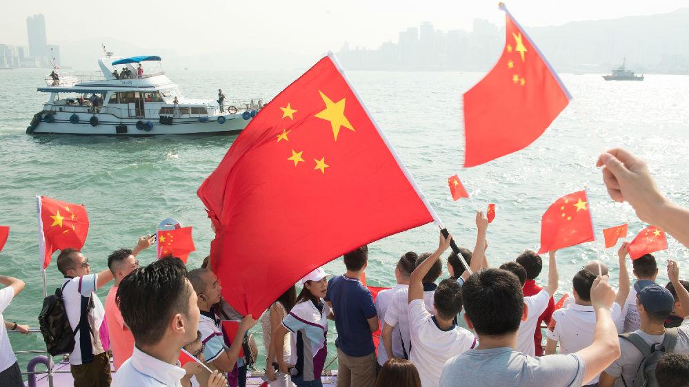 港媒:俄電視臺播紀錄片揭批外國插手香港