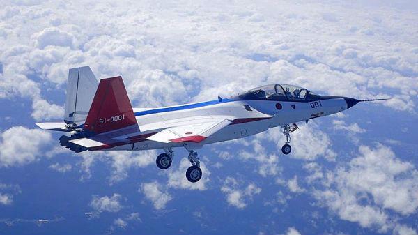 日媒称日本下代战机开发费将列入2020年度预算 逾百亿日元