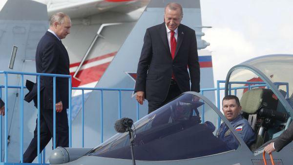 土外长放话:若美拒绝供应F-35 土可能购买俄制战机