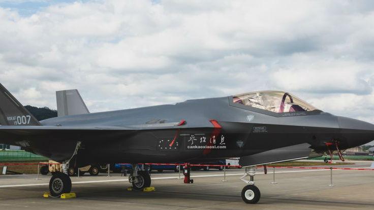 已购入12架 韩国将庆祝F-35A隐身战机投入作战部署