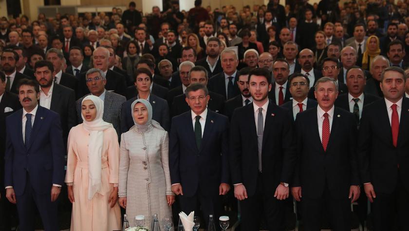 土耳其前總理達武特奧盧組建新政黨