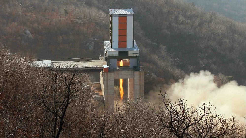 """外媒:朝鲜宣布再次进行""""重大试验"""""""