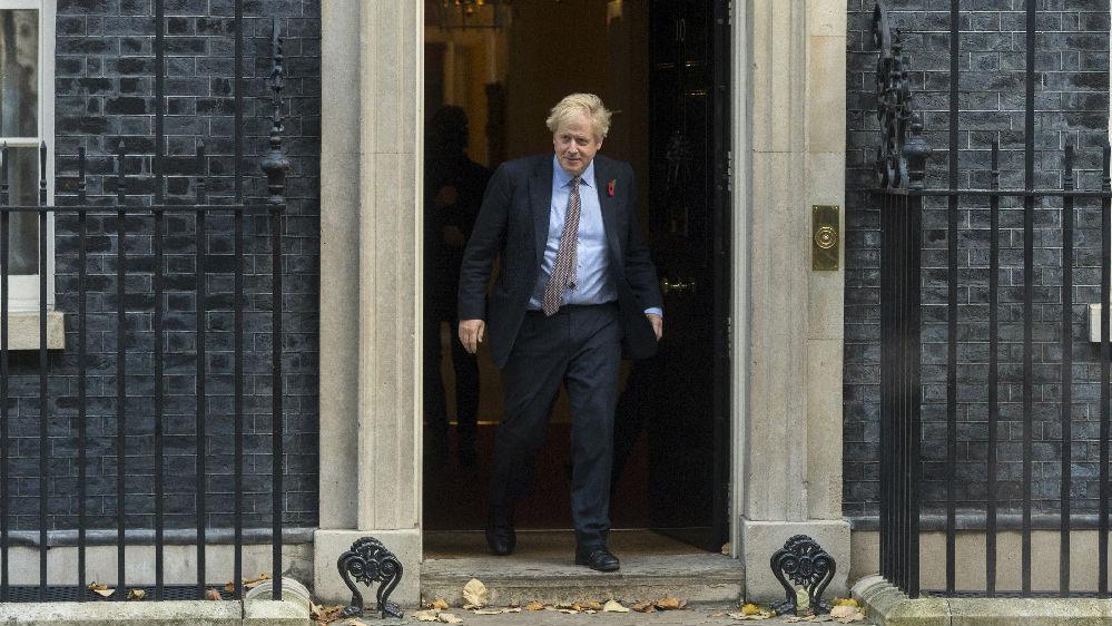 约翰逊承诺致力弥合脱欧创伤 反对苏格兰再次寻求独立公投