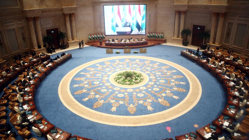 非盟國防與安全部長級會議在埃及舉行