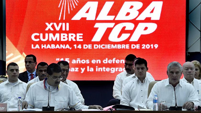美洲玻利瓦爾聯盟呼吁地區團結應對外部干涉