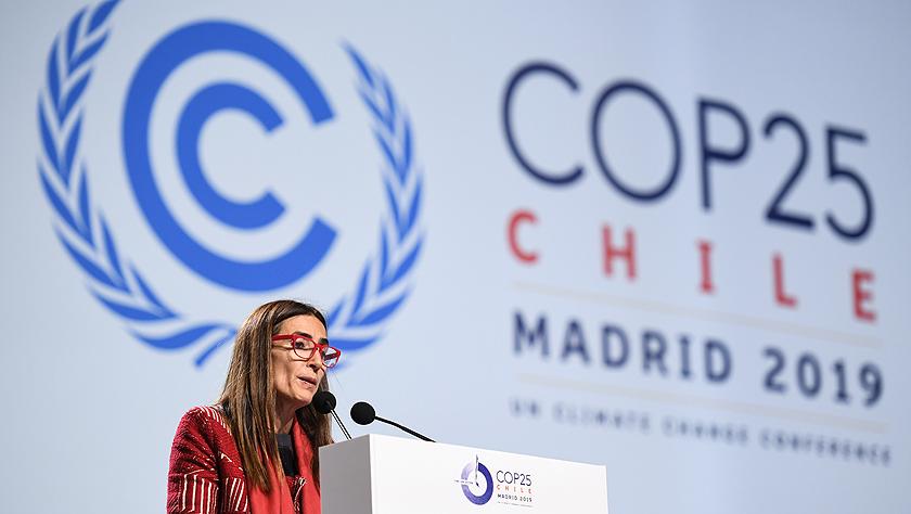 聯合國氣候變化馬德里大會閉幕