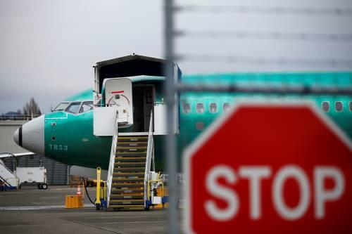 """波音737 MAX停产 或再次""""连累""""美国……"""