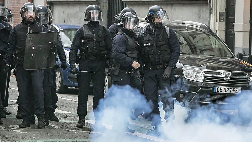 法國全國大罷工持續
