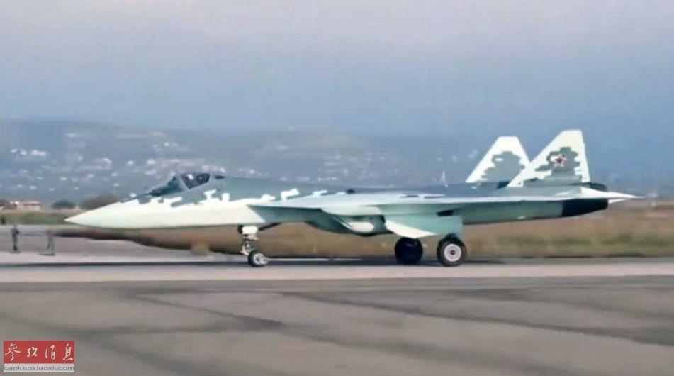 """据""""今日俄罗斯""""电视台12月18日报道,俄武装部队总参谋长瓦列里·格拉西莫夫称,俄国防部已在叙利亚结束了苏-57隐身战斗机的第二阶段测试,所有任务均成功完成。这是苏-57二度飞赴叙利亚进行测试。47"""