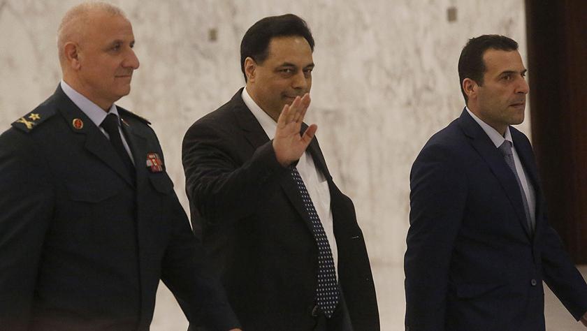 黎巴嫩總統奧恩任命迪亞卜為新總理