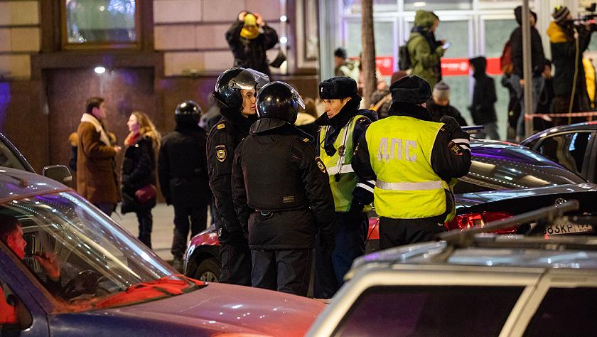 莫斯科發生槍擊案造成1死5傷