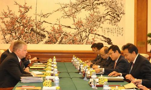 外媒聚焦:美特使访华寻求恢复朝核对话