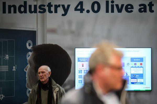 """德媒解析:德國""""工業4.0""""為何步履維艱"""