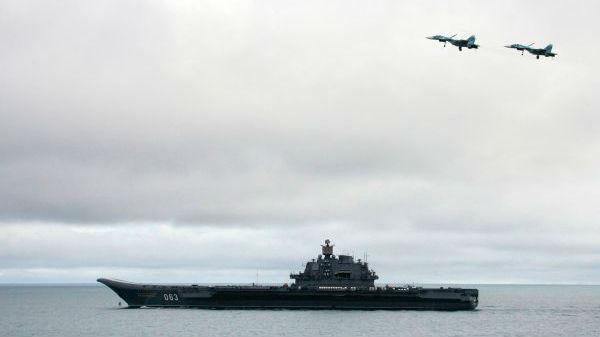 俄专家慨叹:我们还在讨论是否需要航母 别国都在积极发展