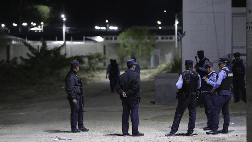 洪都拉斯监狱暴乱致18人死亡