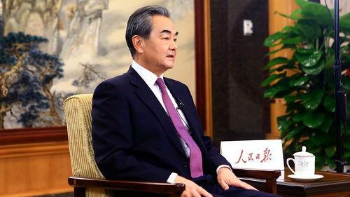 王毅全面盘点中国大国外交 批美对华设限打压冲击世界稳定