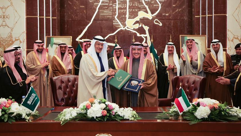 科威特和沙特簽署協議恢復中立區石油生產
