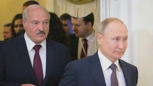 白俄羅斯總統盧卡申科:俄白合并問題應由兩國人民決定