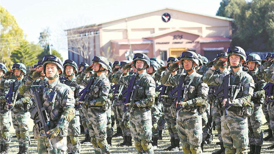 外媒关注解放军密集赴海外参加联合军演